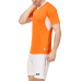 Nivia Encounter Football Jersey Set Size Small (Orange)